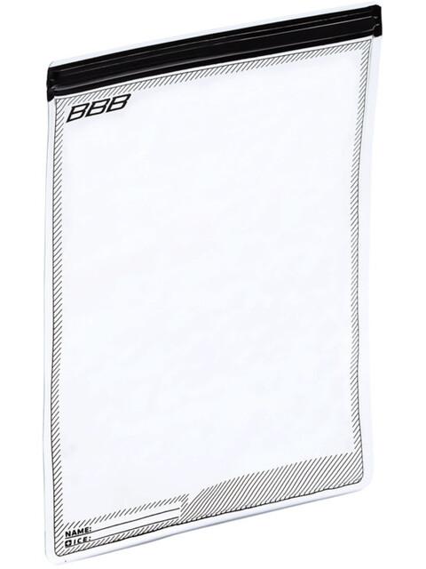 BBB SmartSleeve XL BSM-21XL , läpinäkyvä